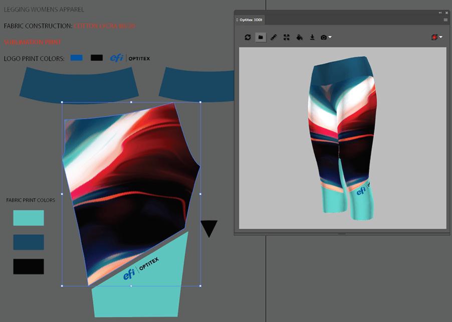 optitex 3d fashion software