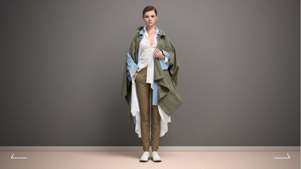 CLO 3d fashion software