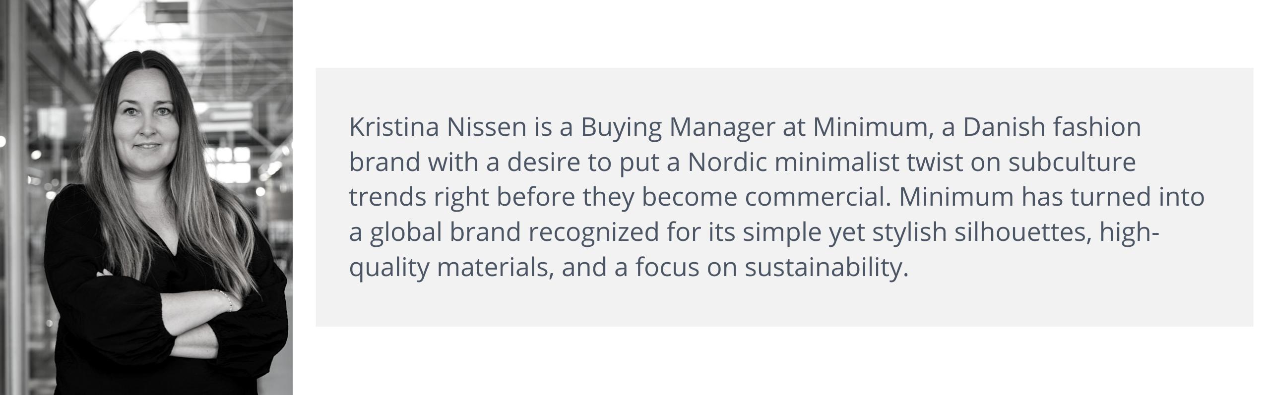 Buying Manager Minimum
